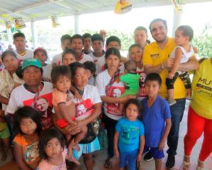 El pueblo yukpa respalda las Nuevas Ideas de U-103