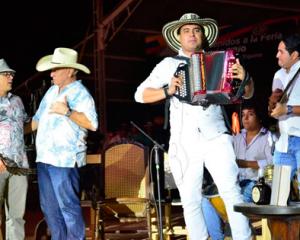 La parranda con la que la Fundación hizo el primer lanzamiento del 51° Festival de la Leyenda Vallenata