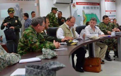 Presidente viaja a Arauca para presidir un consejo de seguridad