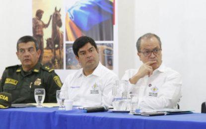 Procurador General reconoce crisis humanitaria en la zona de frontera