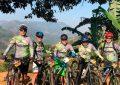 400 deportistas asumieron la Travesía Caribe 2 en Pueblo Bello