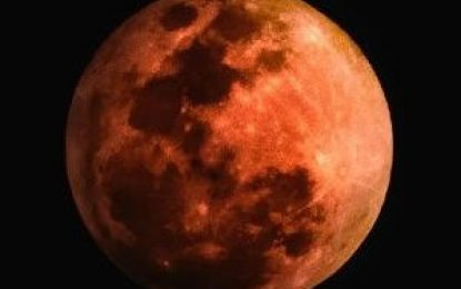 El 27 de julio se registrará el eclipse de luna más largo del siglo
