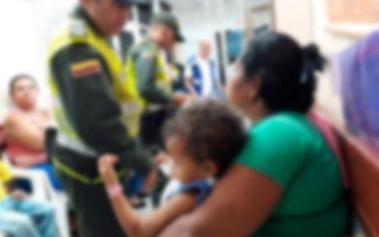 En Valledupar, varios adultos y niños intoxicados tras consumir queso en mal estado