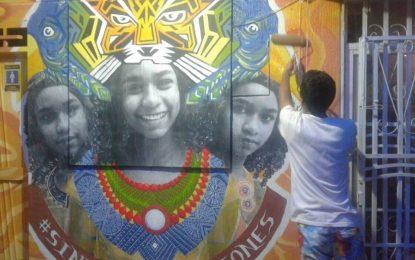 Artistas convierten paredes de Valledupar en obras de arte para la eternidad