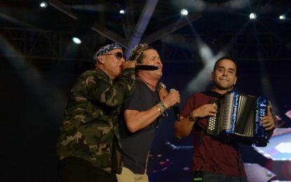Daddy Yankee vino a elogiar el vallenato