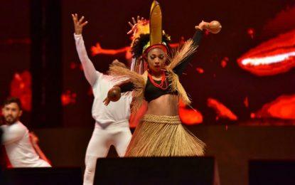 """""""Notas de oro"""" engalanaron inauguración del Festival Vallenato"""