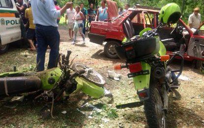 Un muerto y tres heridos por explosión en Pailitas