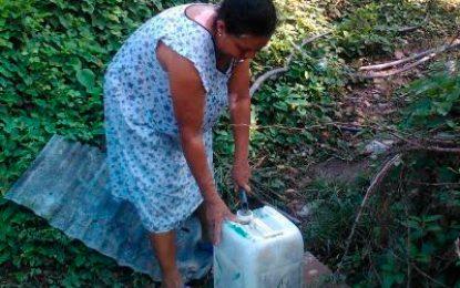 La Paz, Cesar, sigue sin agua; un problema sin solución real