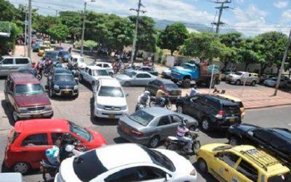 En Valledupar no habrá jornada de Día sin carro este viernes