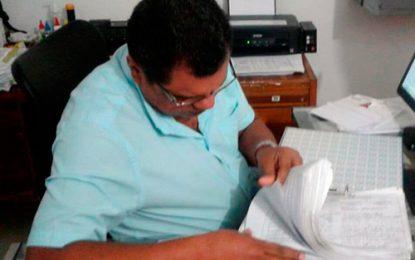 Trasladan a El Copey kits electorales para consulta por revocatoria de mandato