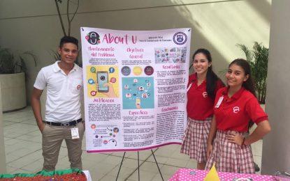 Tres estudiantes de Comfacesar obtienen acreditación internacional en México