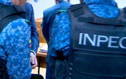 Piden protección para guardianes del INPEC