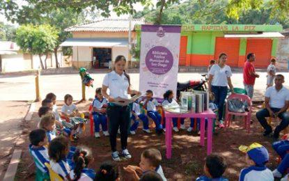 Dos proyectos de la ACR en bibliotecas de Cesar y Guajira recibenpremios