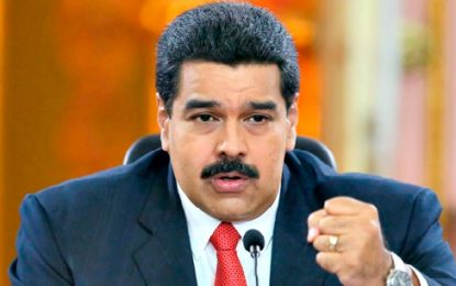 EE.UU. sanciona a Maduro y lo incluye en la lista Clinton