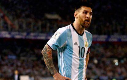 Federación Argentina de Fútbol espera que Messi regrese a la Selección