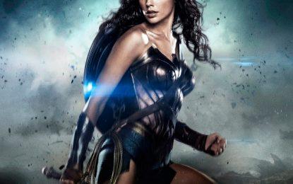 La Mujer Maravilla llega a las salas de cine del país