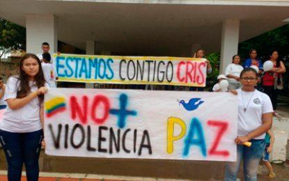 En el Banco Magdalena marcharon por desaparición de niño de 11 años en Chimichagua
