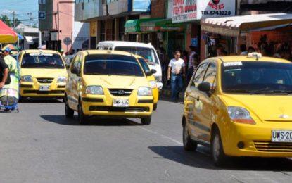 Taxistas anuncian paro este miércoles en Valledupar