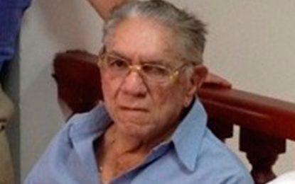 Murió 'Pepe Castro', el político con mayor tradición en la región