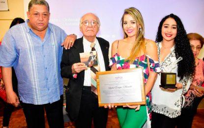 SAYCO realiza merecido homenaje al Náufrago de la vida, Rafael Campo Miranda.