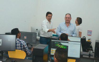 Con alcaldes del Cesarsocializan proyecto de nuevas zonas Wi-Fi