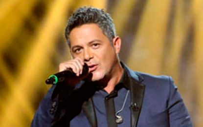 Alejandro Sanz será reconocido como 'Persona del año' por la Academia Latina de la Grabación