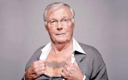 Fallece Adam West, el primer Batman de la televisión