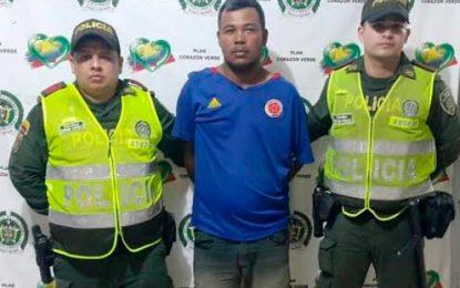 Dos hombres capturados por acto sexual con menores en Valledupar