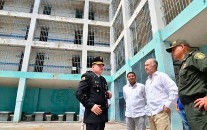 Minjusticia pidió a la Corte reabrir la Penitenciaría tras verificar obras