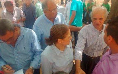 Buscar solución consensuada pide senadora en proceso limítrofe entre Cesar y Guajira