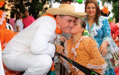 Gobernación del Cesar hizo lanzamiento de Festival Vallenato FIDES en Olimpiadas