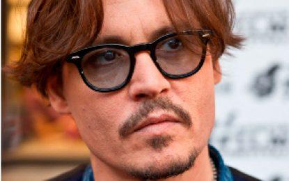 Polémica en Inglaterra porque Johnny Depp preguntó por asesinato de Trump