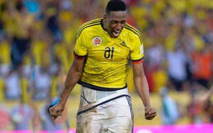 Colombia golea 4 – 0 a Camerún en Getafe