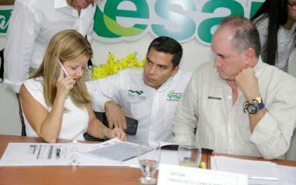 Definidos recursos para financiar planes maestros de acueducto y alcantarillado de Bosconia y Aguachica