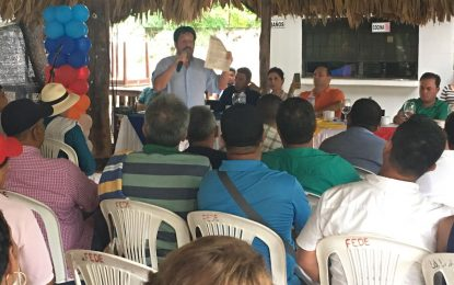 Con lista abierta Centro Democrático aspira dos curules en la Cámara en Cesar