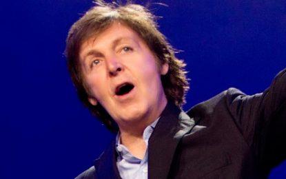 Paul McCartney regresará a Colombia el próximo 27 de octubre a Medellín