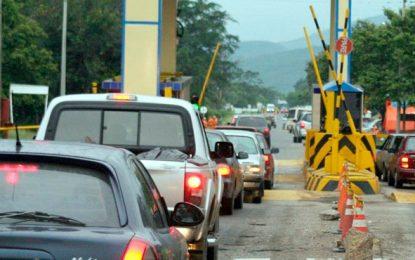 Transportadores piden a Gobierno que cobre peaje a las motos