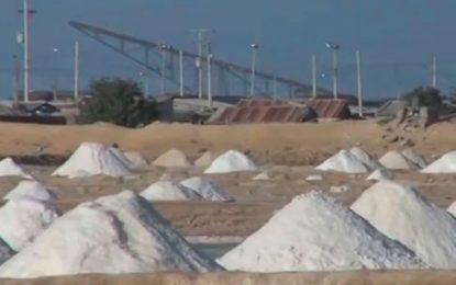 Tras 116 días de parálisis, se reactiva producción de sal en Manaure en La Guajira
