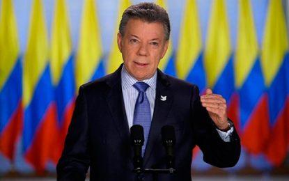 Santos manifiesta solidaridad a Peña Nieto y envía expertos en rescate a México