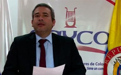 Juez falla a favor de SAYCO y ordena desembargo por más de 22 mil millones de pesos