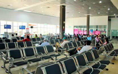 Aumentó flujo de pasajeros en el aeropuerto Alfonso López