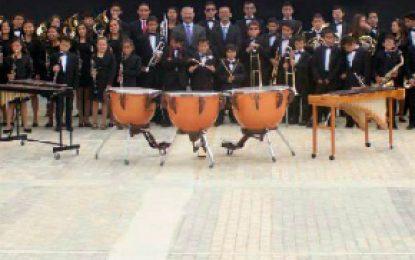 Banda Sinfónica de Cajicá gana primer puesto en campeonato mundial