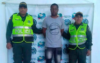 En Cesar capturan a presunto asesino de fisioterapeuta en Cali