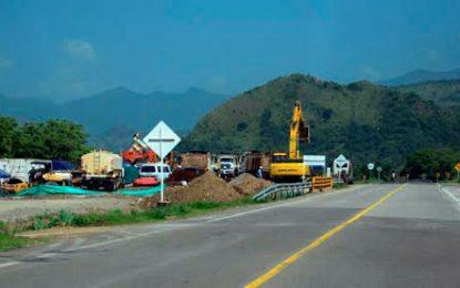 Intervendrán tramo de la vía entre Riohacha y Valledupar