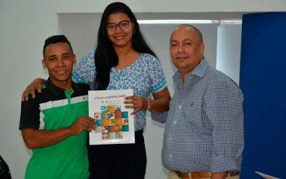 La carta cheque que hace feliz a 101 familias afiliadas a Comfacesar