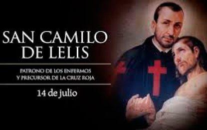 Diócesis de Valledupar celebra el día del Santo patrono de los enfermos y de los trabajadores de la salud