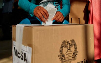 En Carmen de Bolívar decidirán si revocan o no mandato del actual alcalde