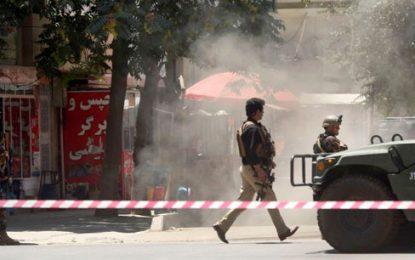 Seis muertos deja ataque del Estado Islámico a embajada de Irak en Kabul