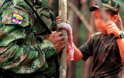 Procuraduría avala Decreto que restituye derechos a niños desvinculados de las FARC