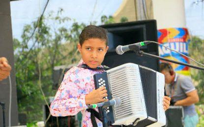 Finalizó festival de Canciones Samuel Martínez en La Loma, Cesar